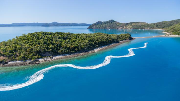 Island Tours on Jetski from Airlie Beach - Whitsundays - Great Barrier Reef