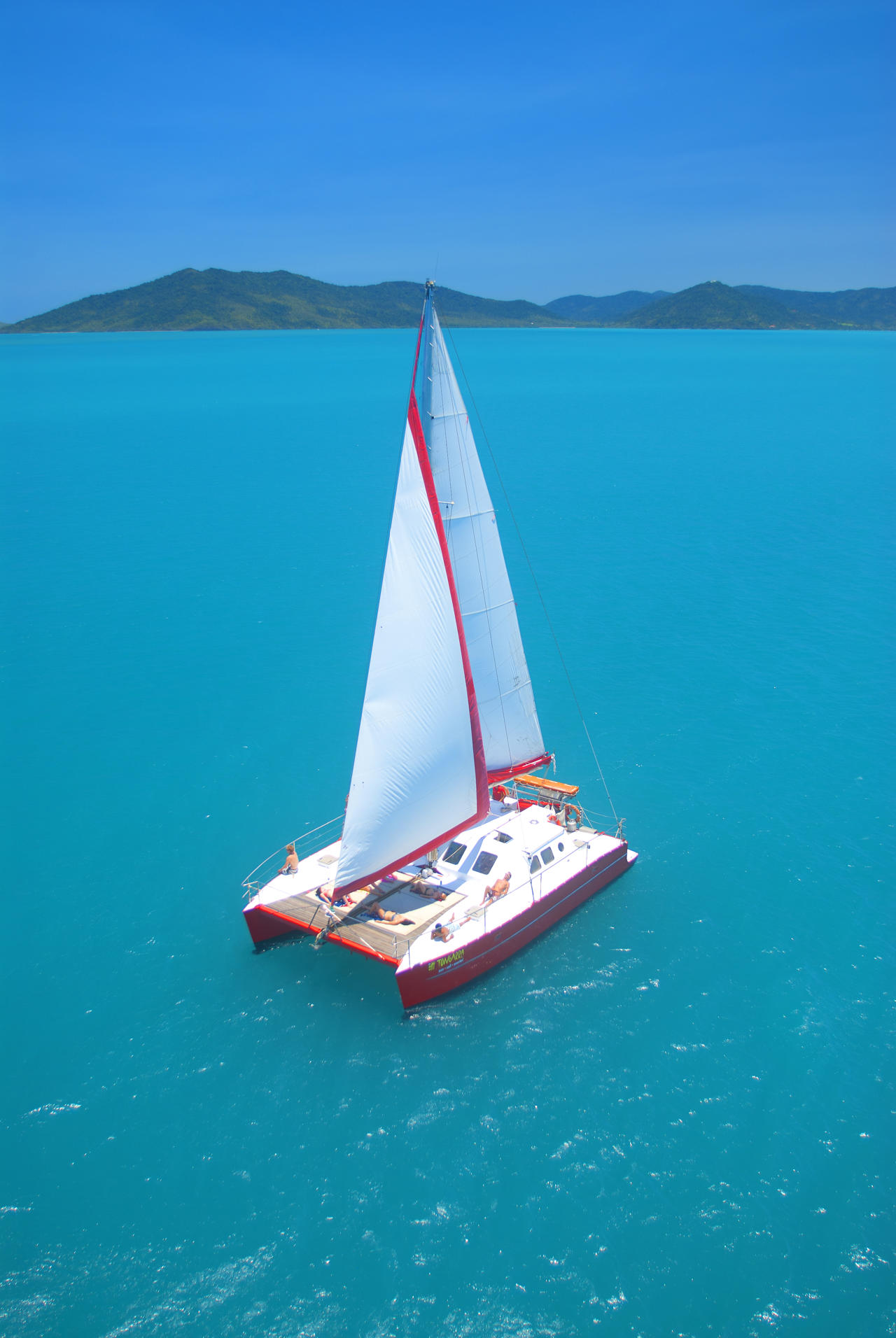 Picture Of Sail Channel Islands Day Tours: Whitsundays 2 Day 2 Night Sailing Adventure