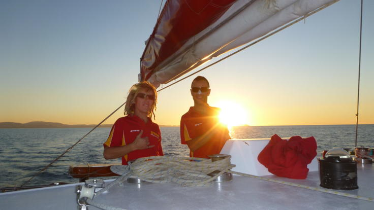 2 day - 2 night sailing tour in the Whitsundays