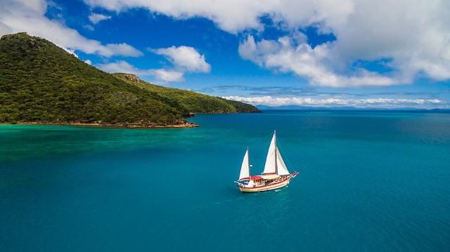 Whitsunday 2 Day 1 Night Sailing Adventure