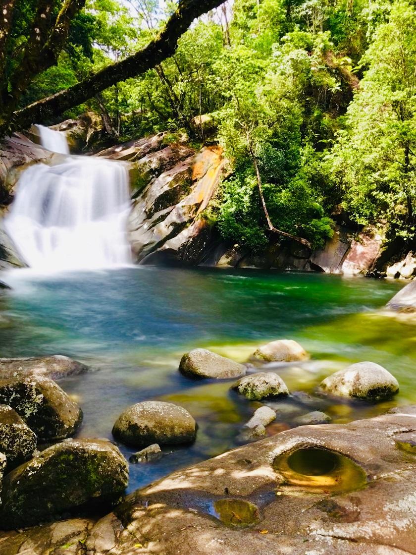 Waterfall Massages in Cairns Tropical North Queensland |Cairns Australia Waterfalls