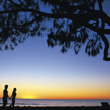 Bargara Beach sunrise, Bundaberg