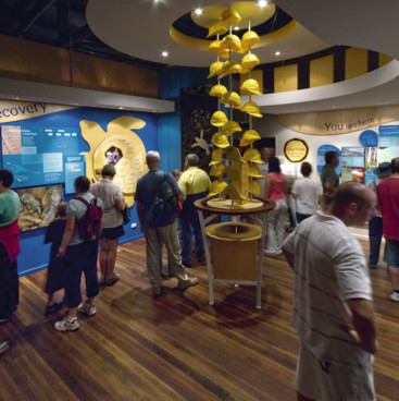 Interpretive Centre Mon Repos, Bundaberg North Burnett