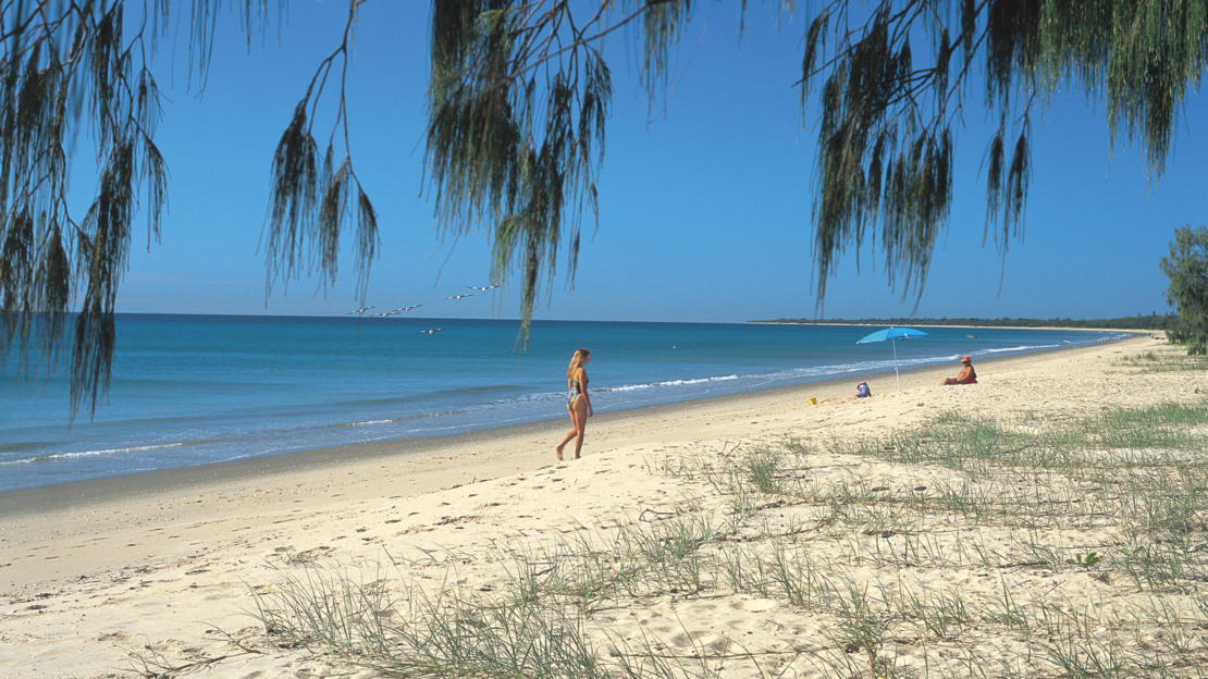 Woodgate Beach, Bundaberg