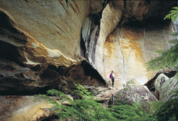 Cania Gorge National Park, North Burnett Region