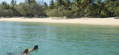 Snorkelling at Great Keppel Island, Capricorn Region