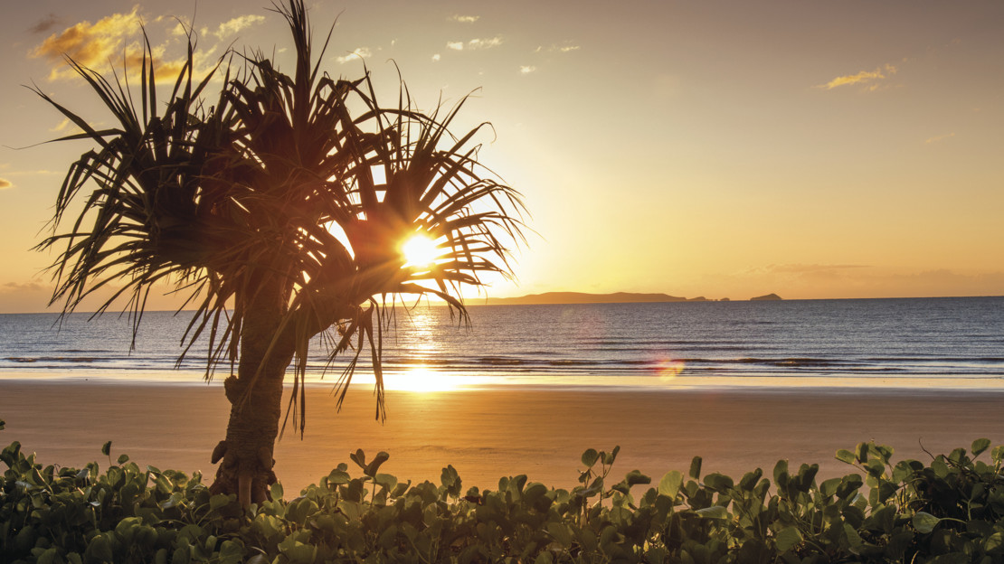 Sunrise at Yeppoon, Capricorn Region