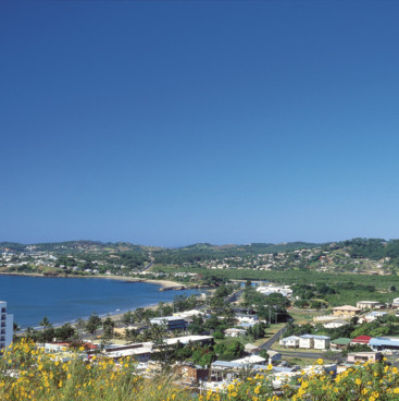Aerial view of Yeppoon, Capricorn Region