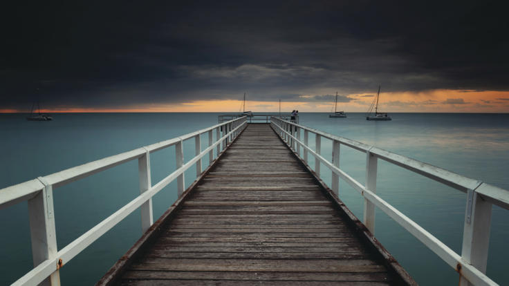 Hervey Bay Pier, Fraser Coast