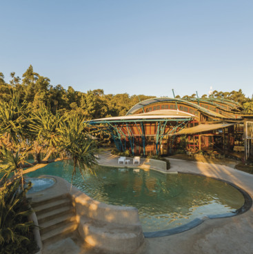 Kingfisher Bay Resort, Fraser Coast