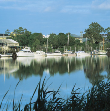 Mary River Marina, Maryborough