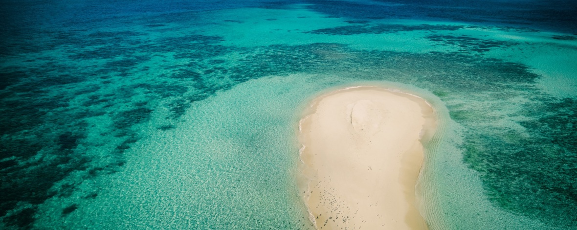 Sand Cay, Great Barrier Reef