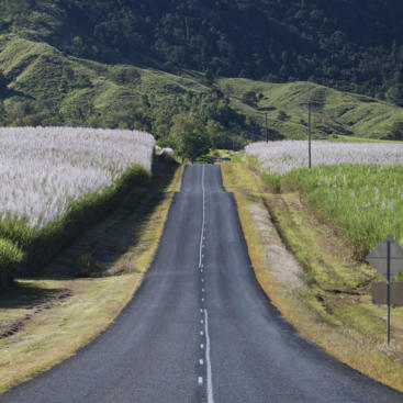 Road from Mackay to Eungella, Mackay Region