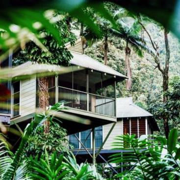 Daintree Eco Lodge and Spa Resort, Daintree Rainforest