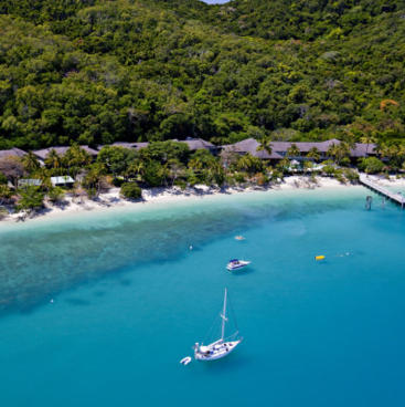 Fitzroy Island Resort, Tropical North Queensland