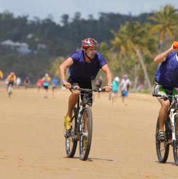 Ona Mission Multisport Adventure, Dunk Island