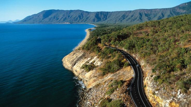 Great Barrier Reef Drive, Port Douglas