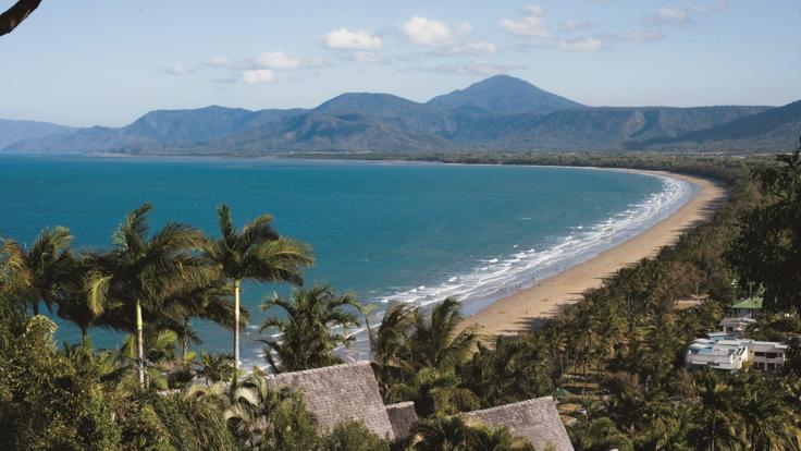Flagstaff Hill Lookout, Port Douglas