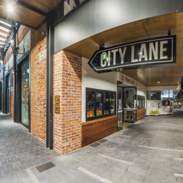 City Lane, Townsville