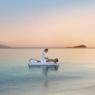 Ocean Dreaming Massage, One&Only Hayman Island