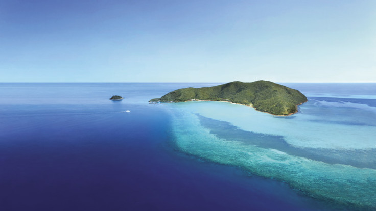 Whitsundays Sailing Holiday - Resort aerial, One&Only Hayman Island