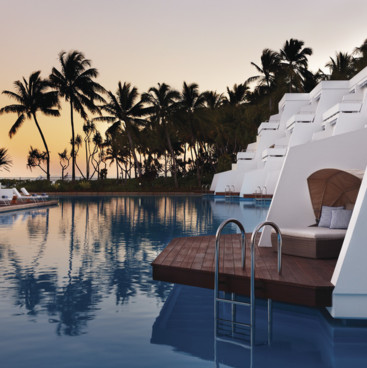 Swimming pool, One&Only Hayman Island