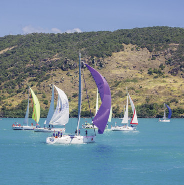 Hamilton Island Race Week 2013, Whitsundays