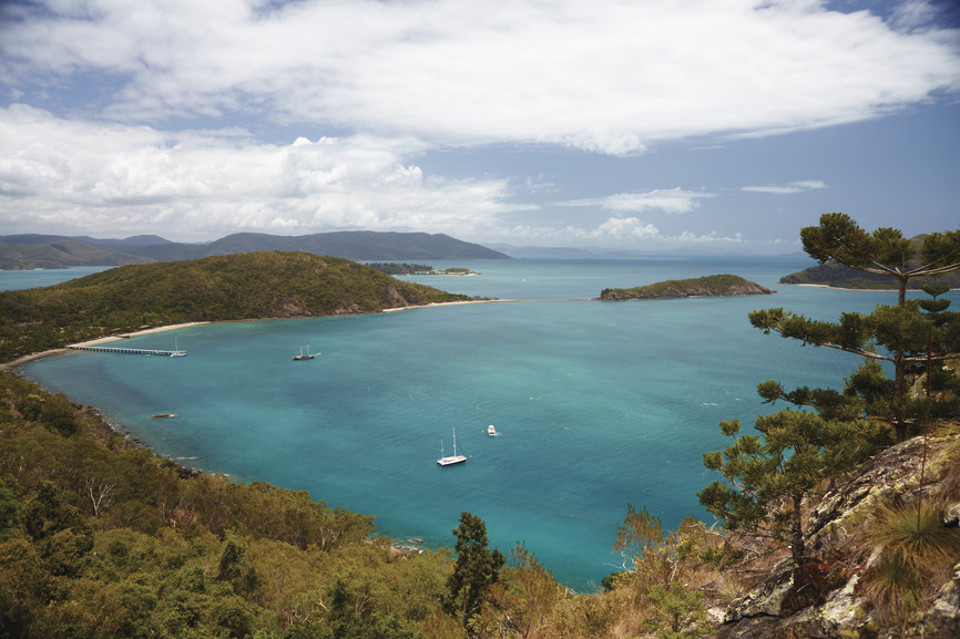 South Molle Island, Whitsunday Islands