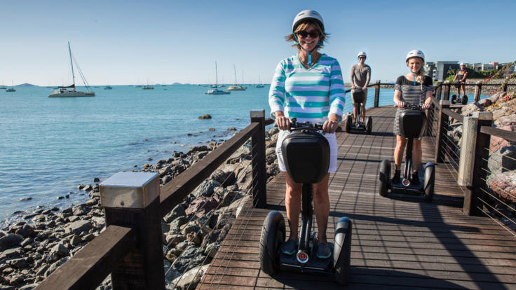 Segway Tour, Airlie Beach, Whitsundays
