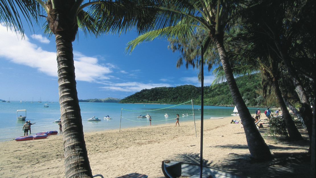 Island resort, Long Island, Whitsundays