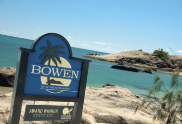 Bowen, Whitsundays