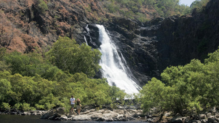 Bloomfield Falls, Cooktown