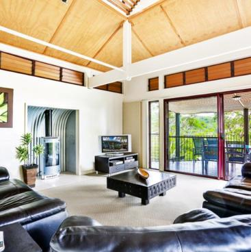 Executive villa, Kingfisher Bay Resort, Fraser Island