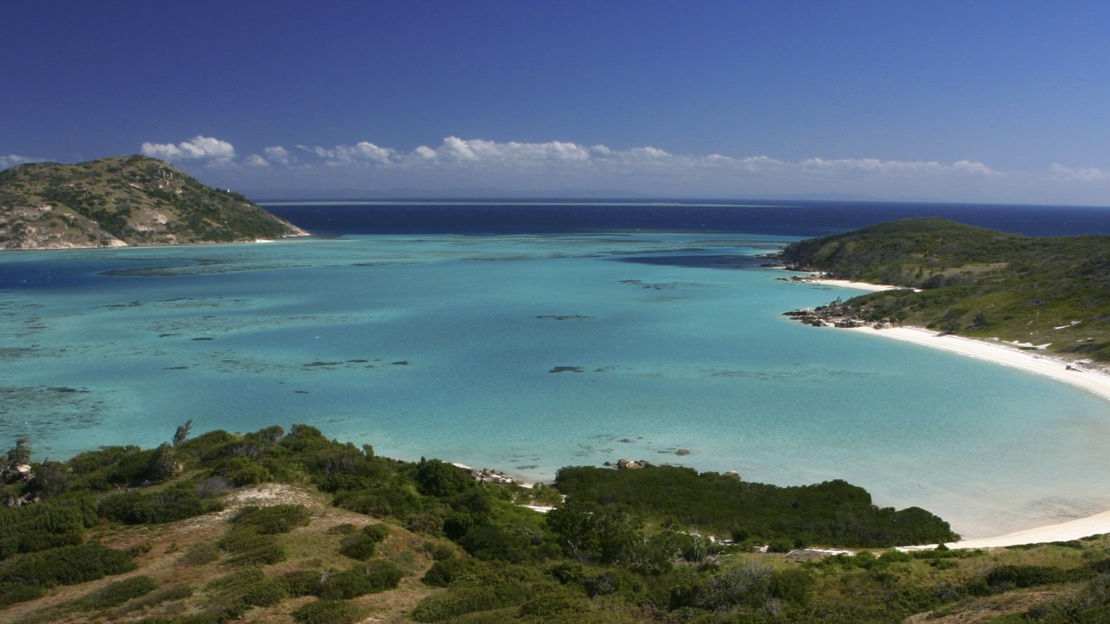Lizard Island, The Wild North