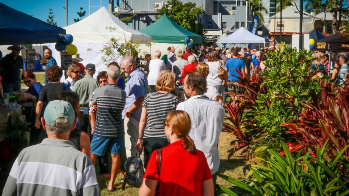 Greater Whitsunday Farmer's Market, Mackay Region