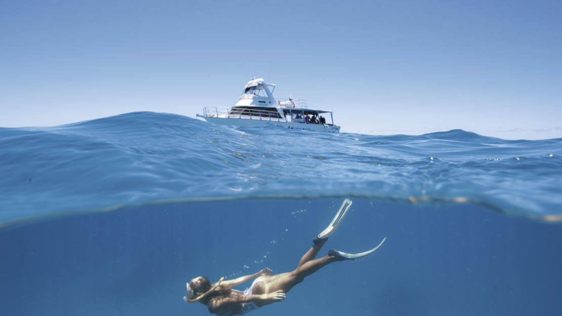 Great Barrier Reef Private Charter