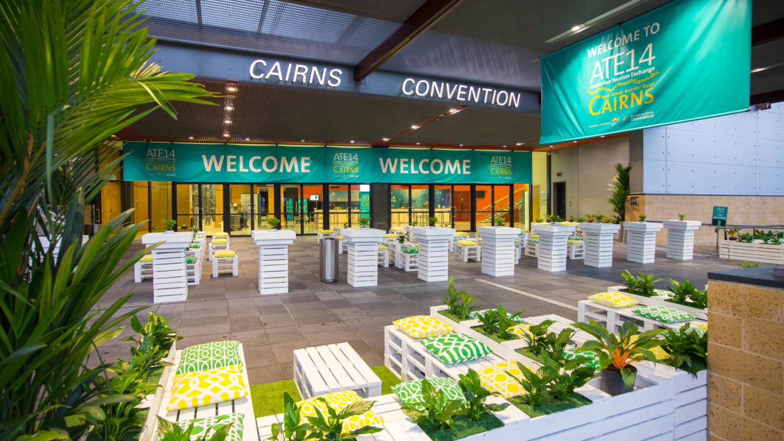 Tropical North Queensland Conference & Events Venue | Cairns Convention Centre