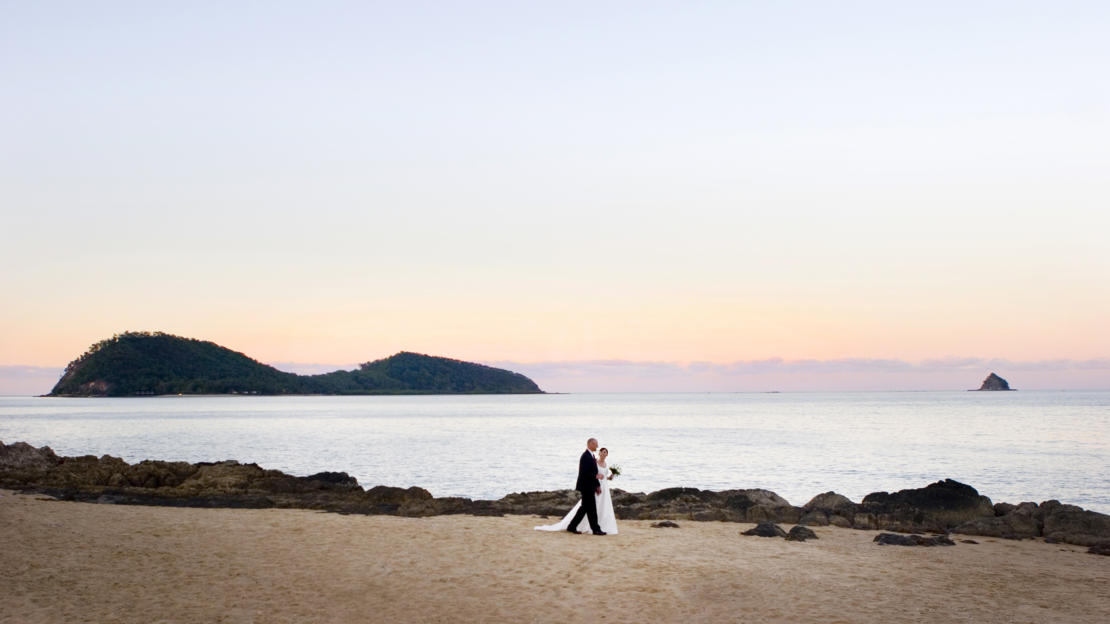 North Queensland Perfect Winter Destination Wedding Location