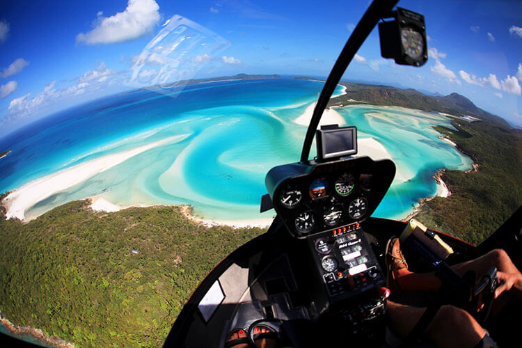 Whitehaven Beach Tours - Hamilton Island Helicopter Flights