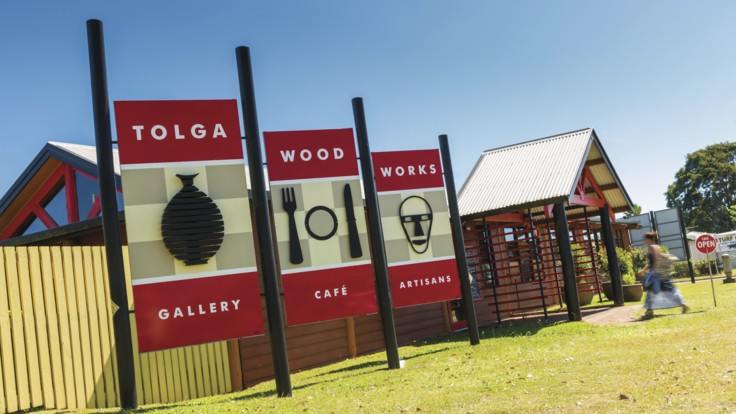Tolga Woodworks, Atherton Tablelands